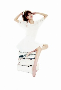 Sooyoung SNSD Girls' Generation The Star Magazine April 2013 (5)