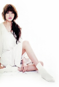 Sooyoung SNSD Girls' Generation The Star Magazine April 2013