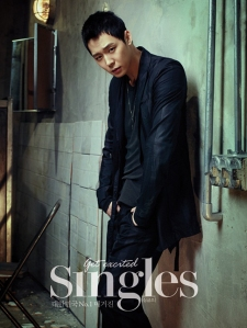 Yoochun - Singles Magazine 1