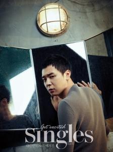 Yoochun - Singles Magazine 2