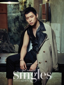 Yoochun - Singles Magazine 3