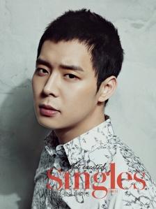 Yoochun - Singles Magazine 4