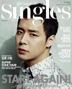 Yoochun - Singles Magazine 5