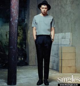 Yoochun - Singles Magazine 6