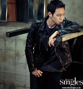 Yoochun - Singles Magazine 8