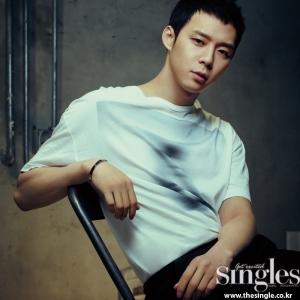 Yoochun - Singles Magazine 10