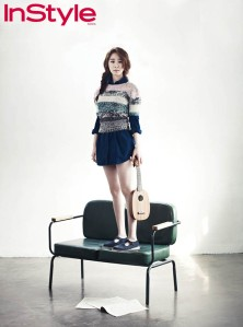 Yoo In Na InStyle Magazine April 2013 (4)