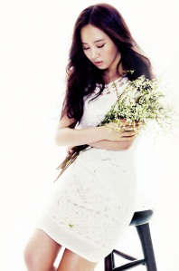 Yuri SNSD Girls' Generation The Star Magazine April 2013 (2)