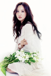 Yuri SNSD Girls' Generation The Star Magazine April 2013 (3)