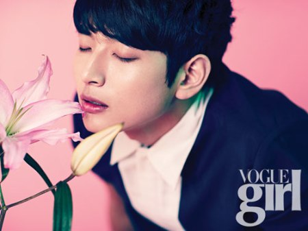 2AM Jin Woon - Vogue Girl Magazine May Issue '13 2