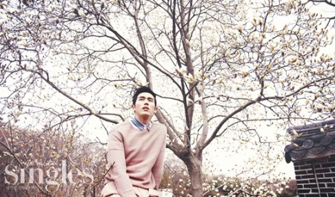 2AM Seulong - Singles Magazine May Issue '13 1