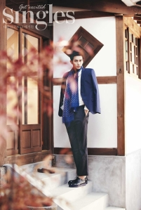 2AM Seulong - Singles Magazine May Issue '13 2