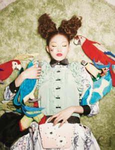 Choi Ah Ra Ceci Magazine April 2013 (2)
