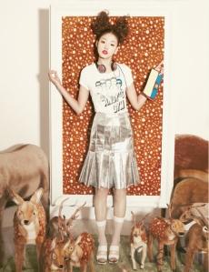 Choi Ah Ra Ceci Magazine April 2013 (3)