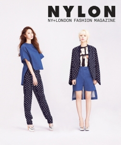 Hello Venus - Nylon Magazine June 1