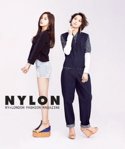Hello Venus - Nylon Magazine June 2