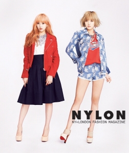 Hello Venus - Nylon Magazine June 3