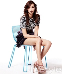 Jang Shin Young - InStyle Magazine April Issue 2013 (3)
