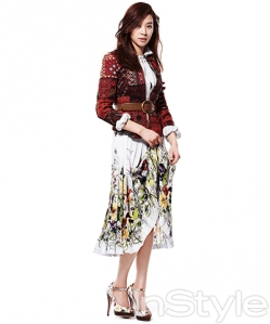 Jang Shin Young - InStyle Magazine April Issue 2013 (5)