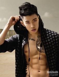 Jay Park - Men's Health Magazine March Issue '13 3