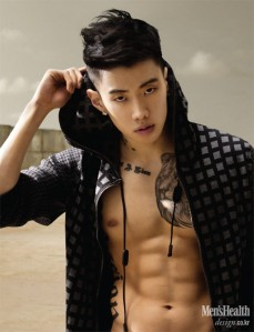 Jay Park - Men's Health Magazine March Issue '13 3