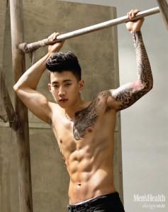 Jay Park - Men's Health Magazine March Issue '13 4