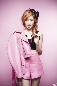 Jia miss A - NAILHOLIC Magazine May Issue 2013 (2)