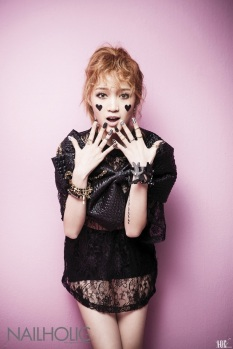 Jia miss A - NAILHOLIC Magazine May Issue 2013 (3)
