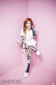 Jia miss A - NAILHOLIC Magazine May Issue 2013 (6)