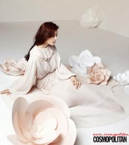 Jung Eun Jae - Cosmopolitan Magazine April Issue 2013 (3)