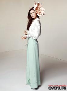 Jung Eun Jae - Cosmopolitan Magazine April Issue 2013 (4)