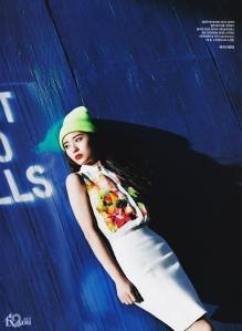 Krystal Jung f(x) Harper's Bazaar May 2013 (4)