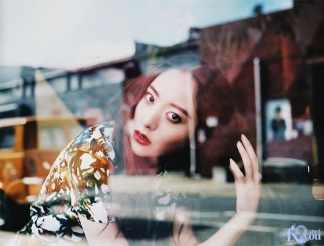 Krystal Jung f(x) Harper's Bazaar May 2013