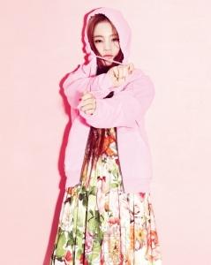 Lee Hi - Vogue Girl Magazine May Issue '13 1