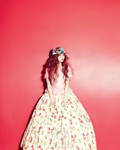 Lee Hi - Vogue Girl Magazine May Issue '13 2