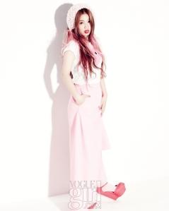 Lee Hi - Vogue Girl Magazine May Issue '13 4