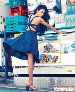 Lee Hyori - Cosmopolitan Magazine June 2013 2