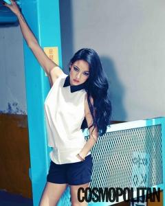 Lee Hyori - Cosmopolitan Magazine June 2013 3