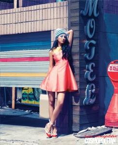 Lee Hyori - Cosmopolitan Magazine June 2013 4