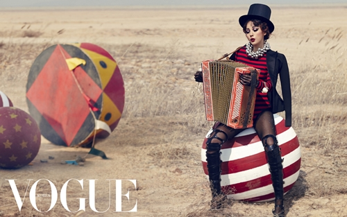 Lee Hyori - Vogue Magazine Mayo 2013 (3)