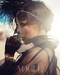 Lee Hyori - Vogue Magazine Mayo 2013 (8)
