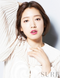 Park Shin Hye - Sure Magazine May Issue '13 1