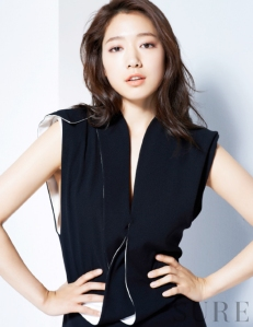 Park Shin Hye - Sure Magazine May Issue '13 2