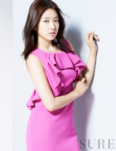 Park Shin Hye - Sure Magazine May Issue '13 3