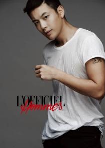 Se7en - L'Officiel Hommes Magazine April Issue '13 2