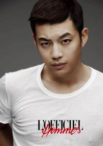 Se7en - L'Officiel Hommes Magazine April Issue '13 3