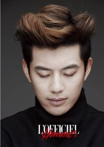 Se7en - L'Officiel Hommes Magazine April Issue '13 4