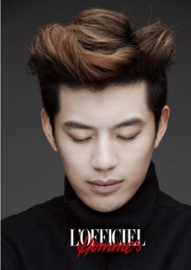 Se7en - L'Officiel Hommes Magazine April Issue '13 4
