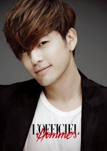 Se7en - L'Officiel Hommes Magazine April Issue '13 5