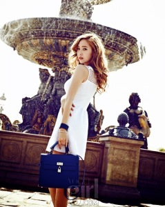 SNSD Jessica - Vogue Girl Magazine June Issue '13 1